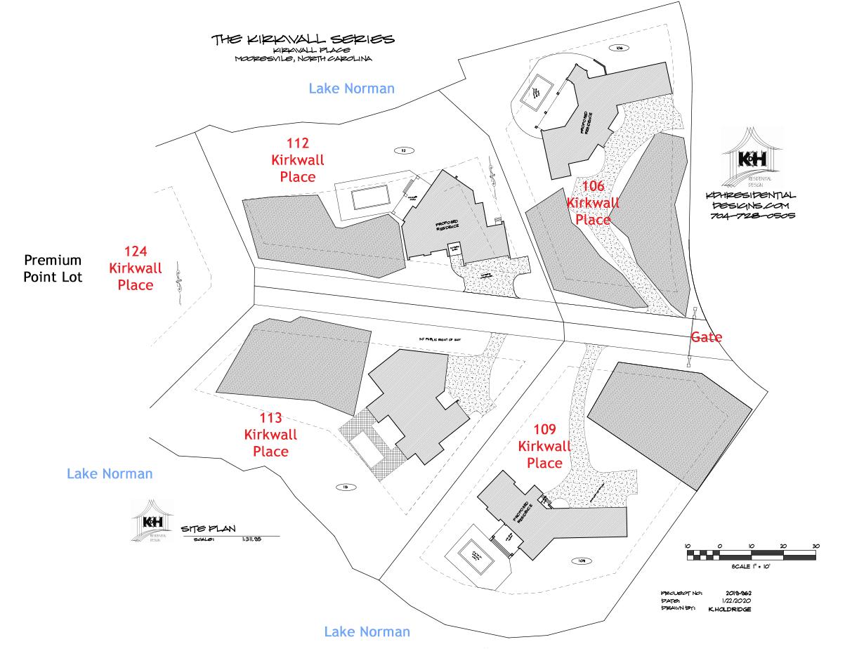 Master Plan Kirkwall Place