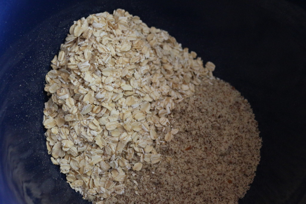 Oats and Almonds