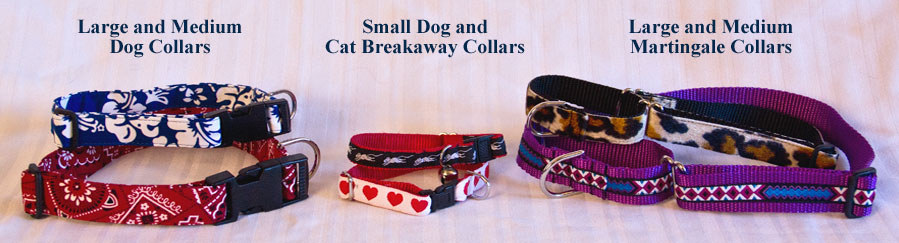 Colorful Collars Wholesale Dog and Cat Collars