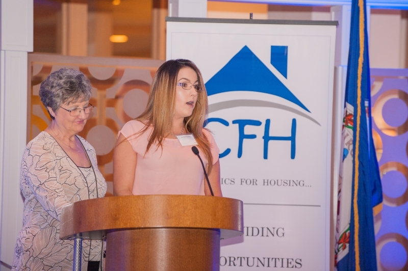 """Catholics for Housing 2017 CFH Gala """"Creating Opportunities Together,"""" Westfields Conference Center, Chantilly, VA, Friday, October 6, 20017. (Photo by Max Taylor)"""