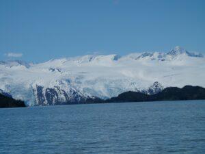 Alaska Tidal Glaciers