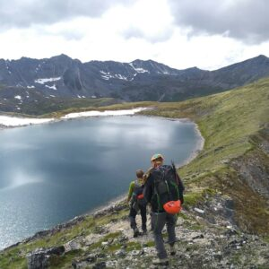 Alaska Guided Backpacking
