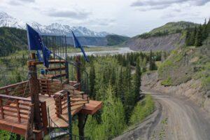 Alaska Zipline Tour