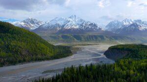 Alaska River Rafting