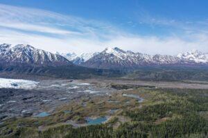 Scenic Alaska Zipline