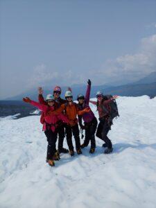 Family Glacier Adventure