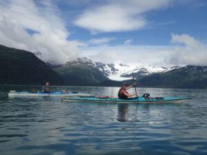 Exposure Alaska guided sea kayaking