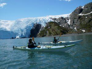 Sea Kayak Tidal Glaciers