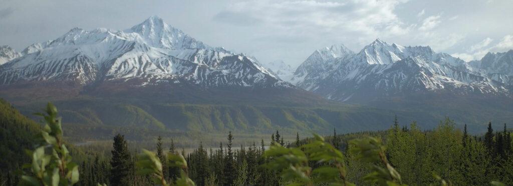 Chugach Mountains Alaska Adventure