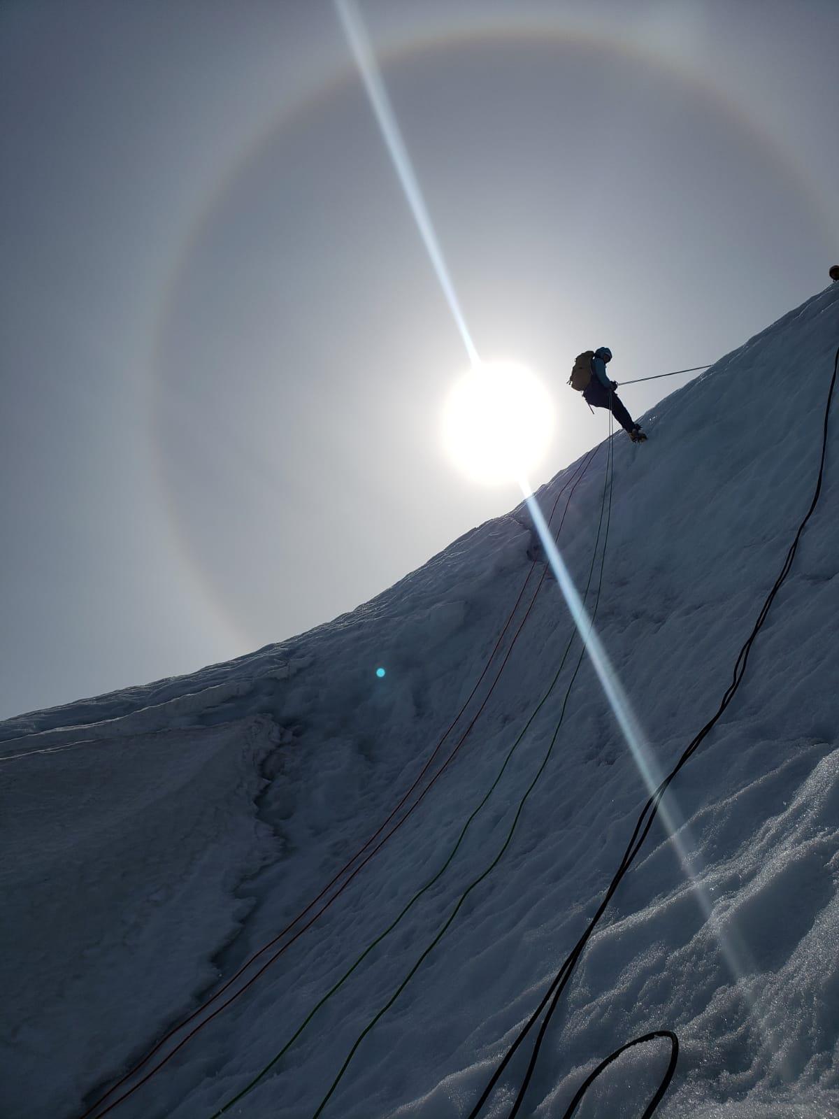 Climb the Matanuska Glacier