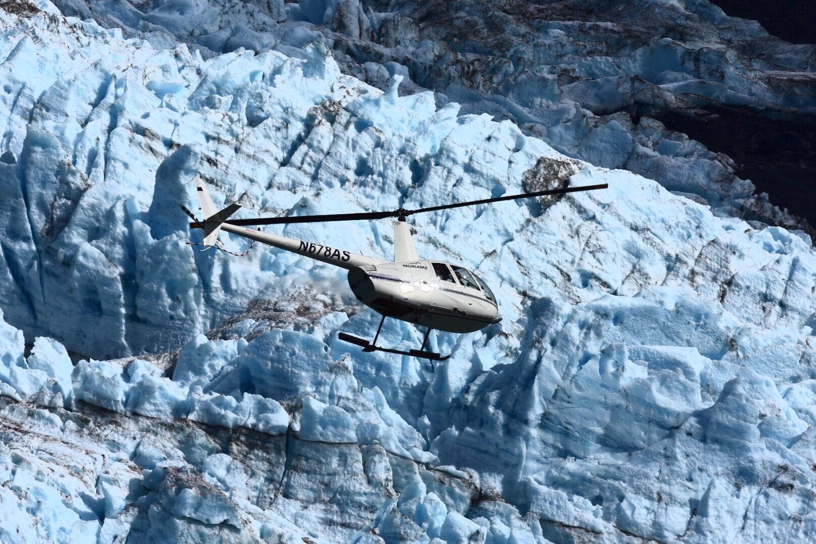 Helicopter Glacier Adventure