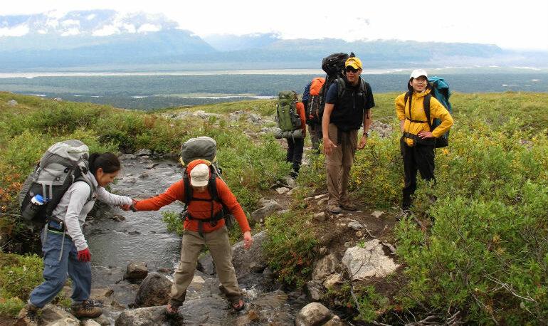 Alaska Backpacking Expedition