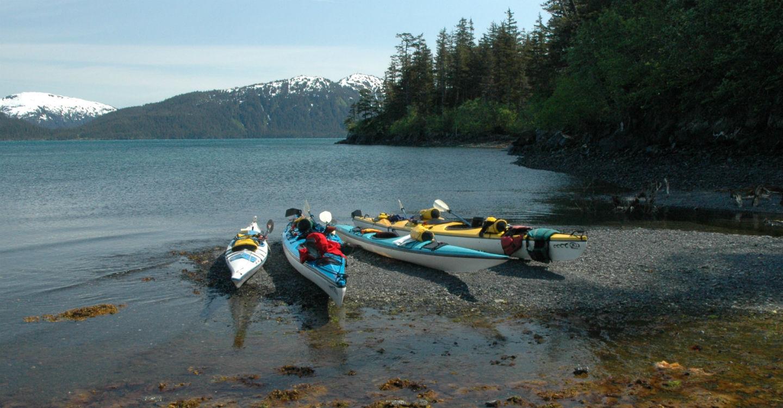 Kayak Expedition