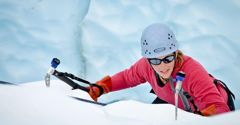 Glacier Trekking & Ice Climbing