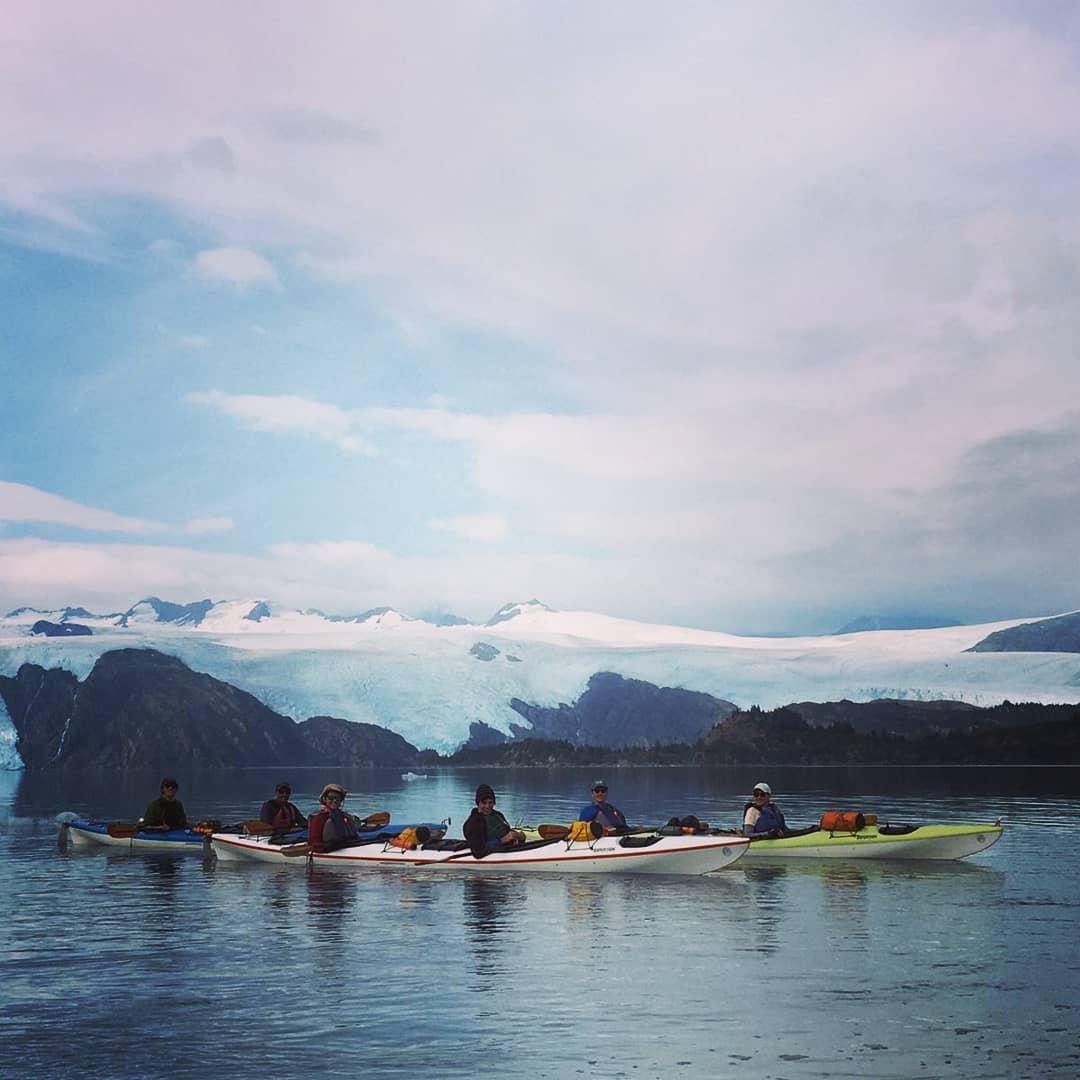 Exposure Alaska Kayaking