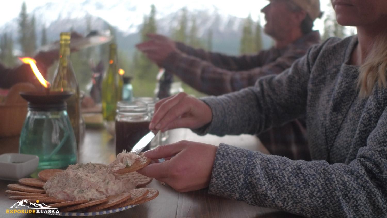 Exposure Alaska Luxury Camping