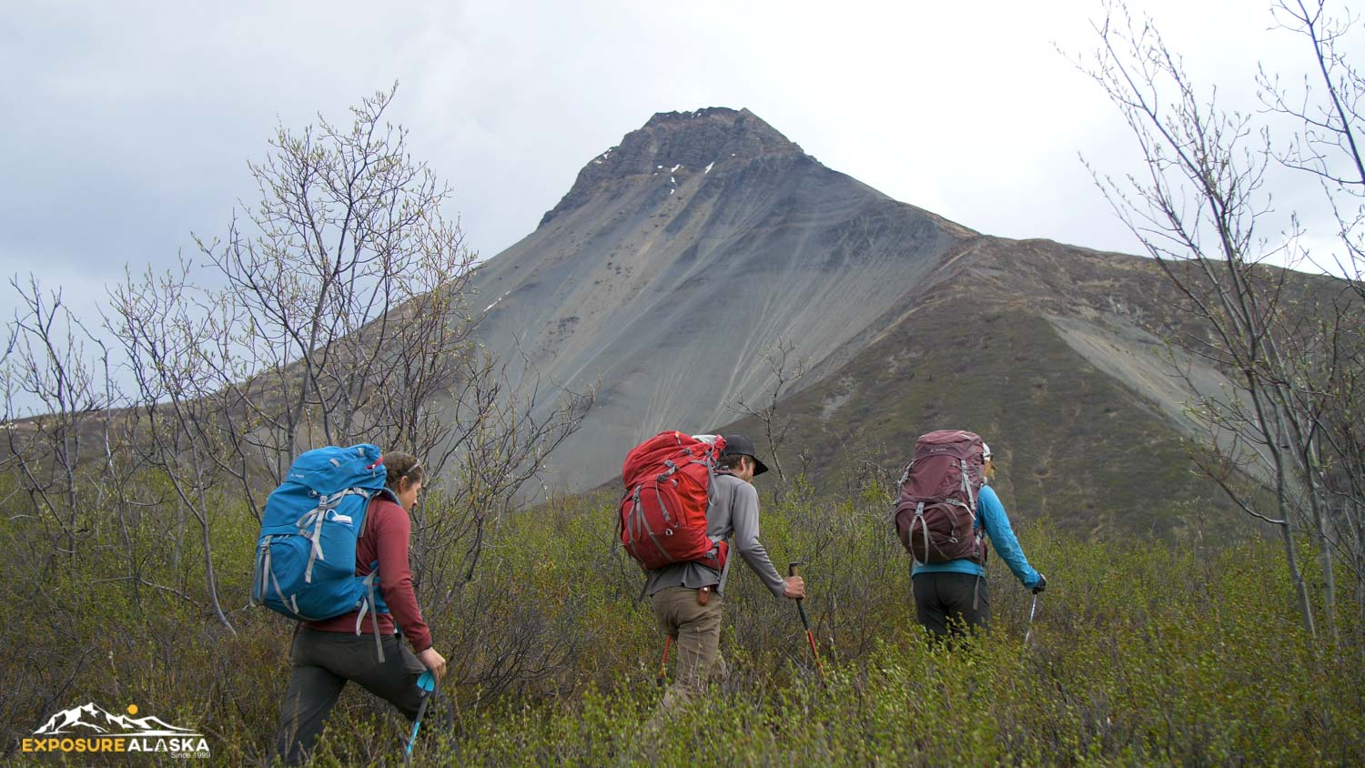Alaska Backpacking Adventure