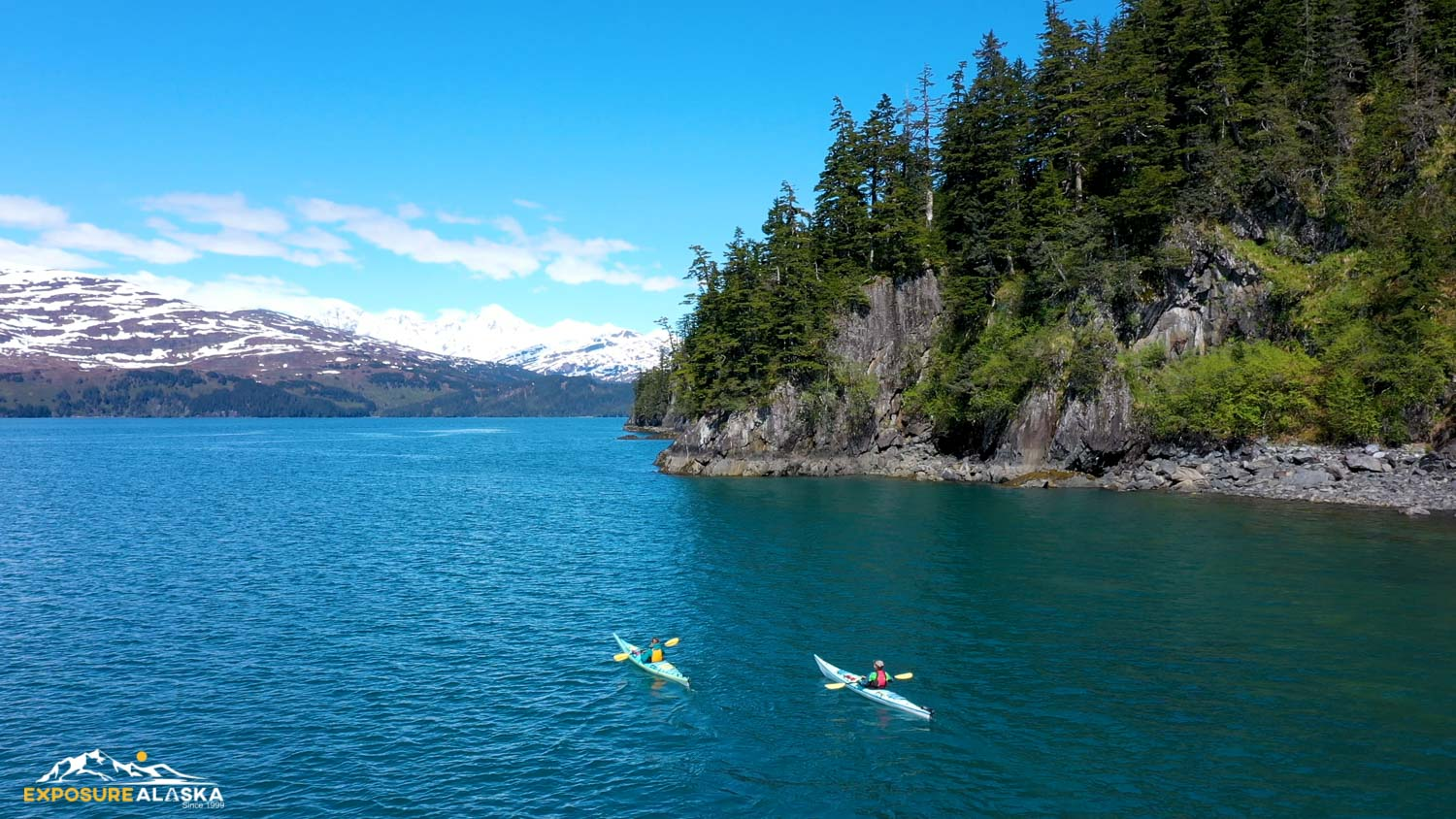 Kayaking Tours Alaska