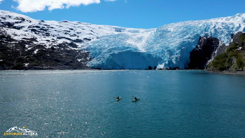 Alaska Glacier Kayaking
