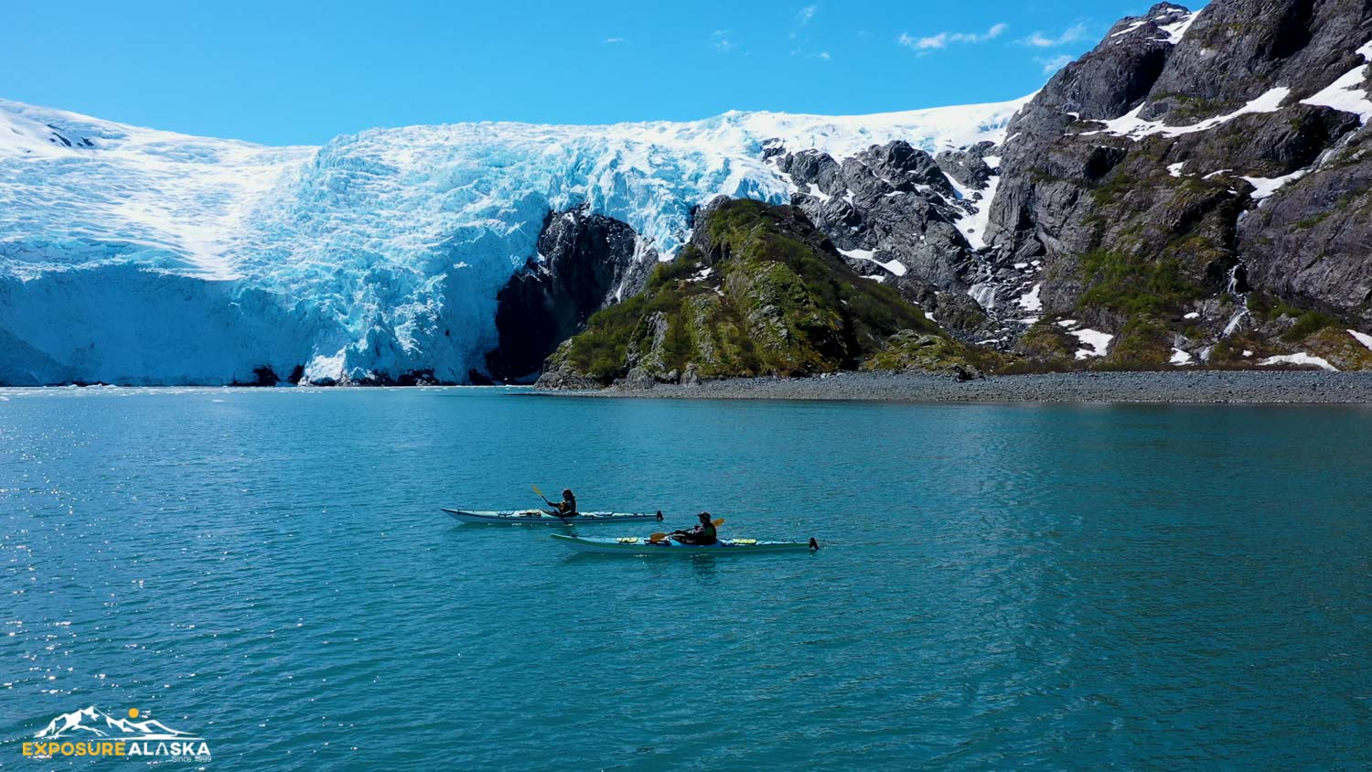 Alaska Kayak Tour