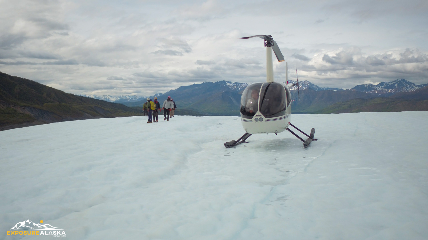 Alaska Fly-In Helicopter Adventure