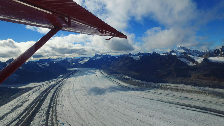 Exposure Alaska Flight