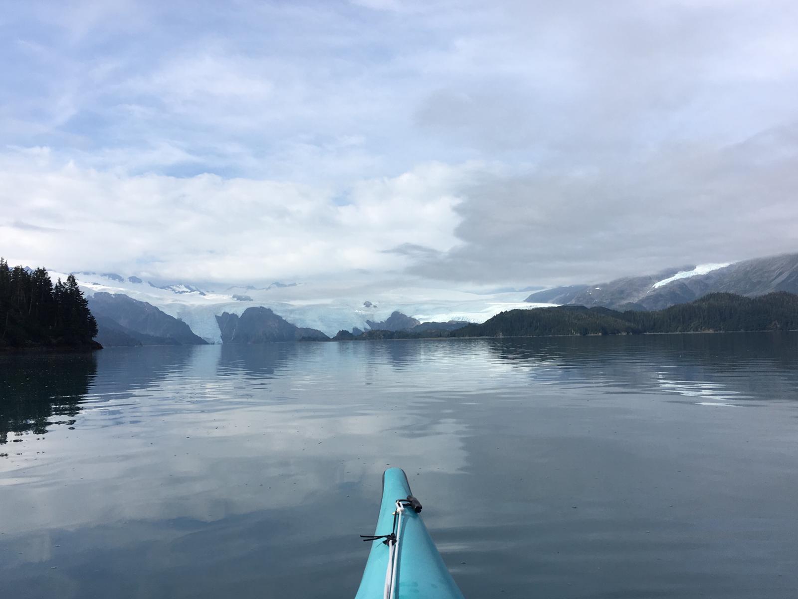 Sea Kayak Alaska Paddle On