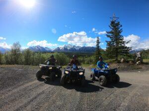 Alaska ATV Tour