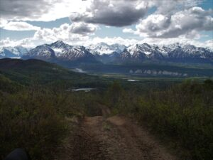 ATV Chugach Mountains