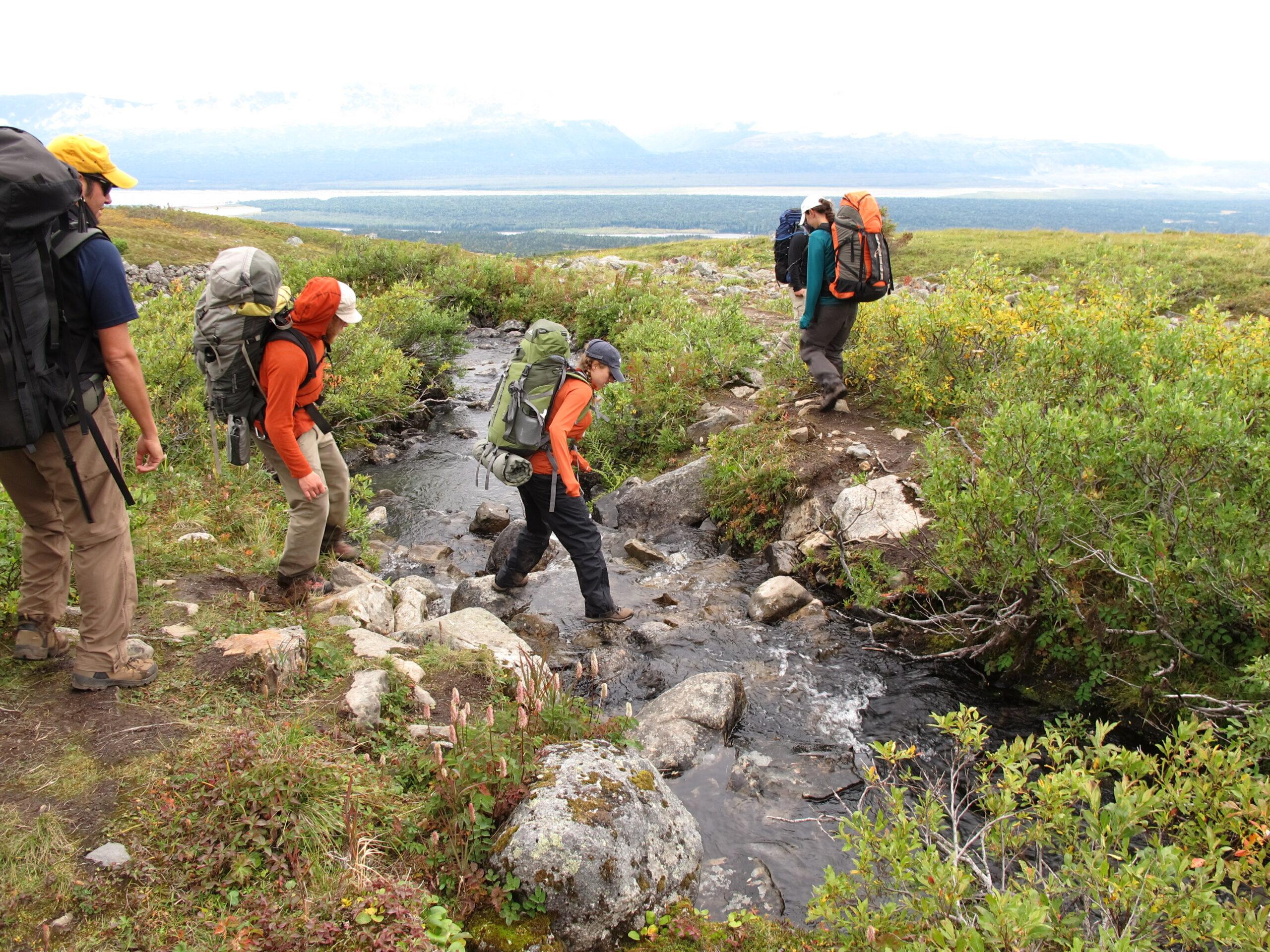 Hatcher Pass Creek