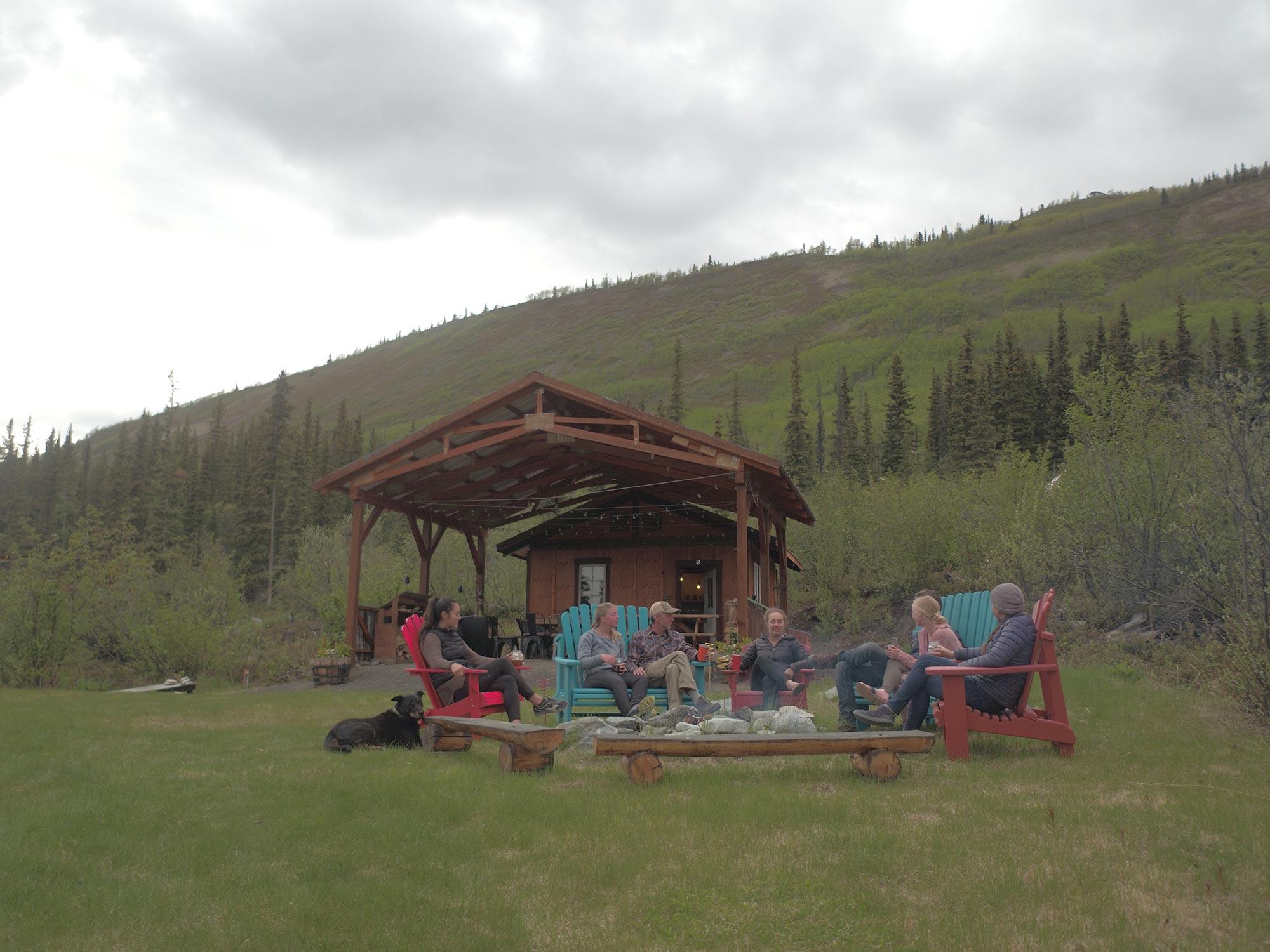 Alaska Camping
