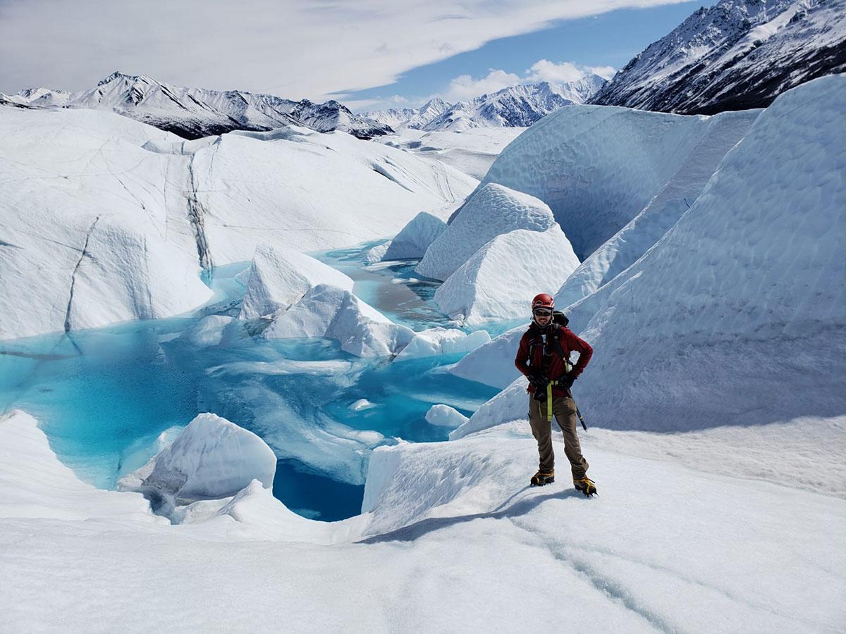Matanuska Glacier Gear