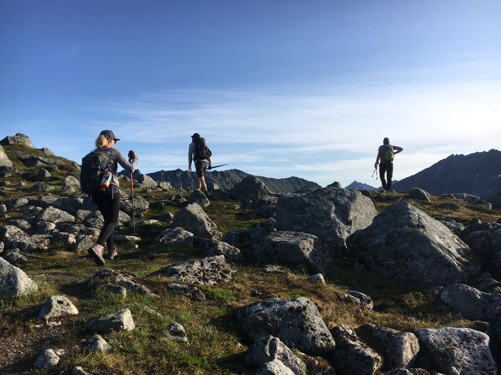 Backpacking Alaska