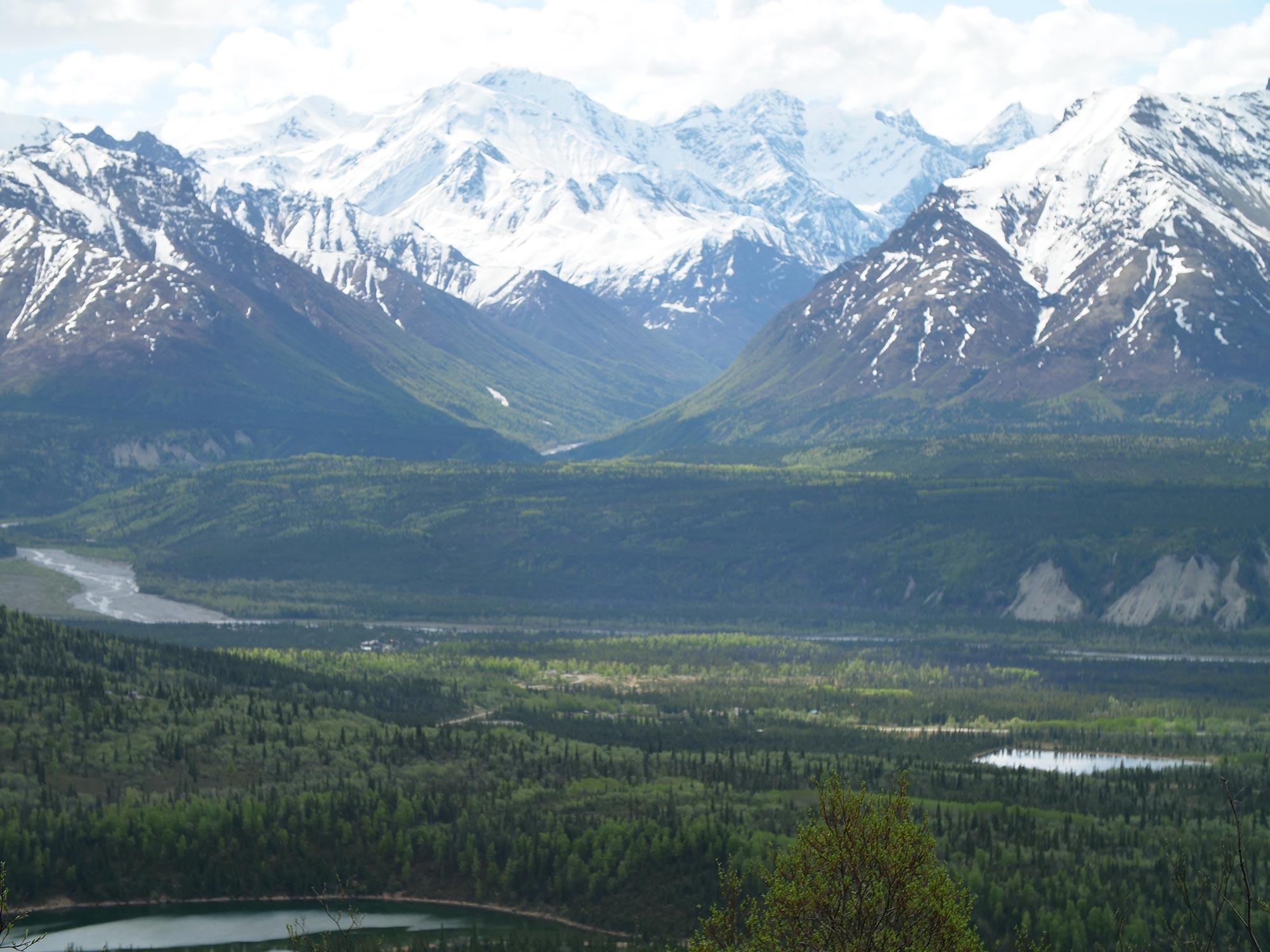 View of Alaska