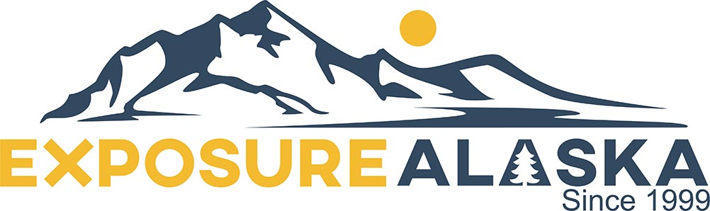 Exposure Alaska Adventure Tours LOGO 2