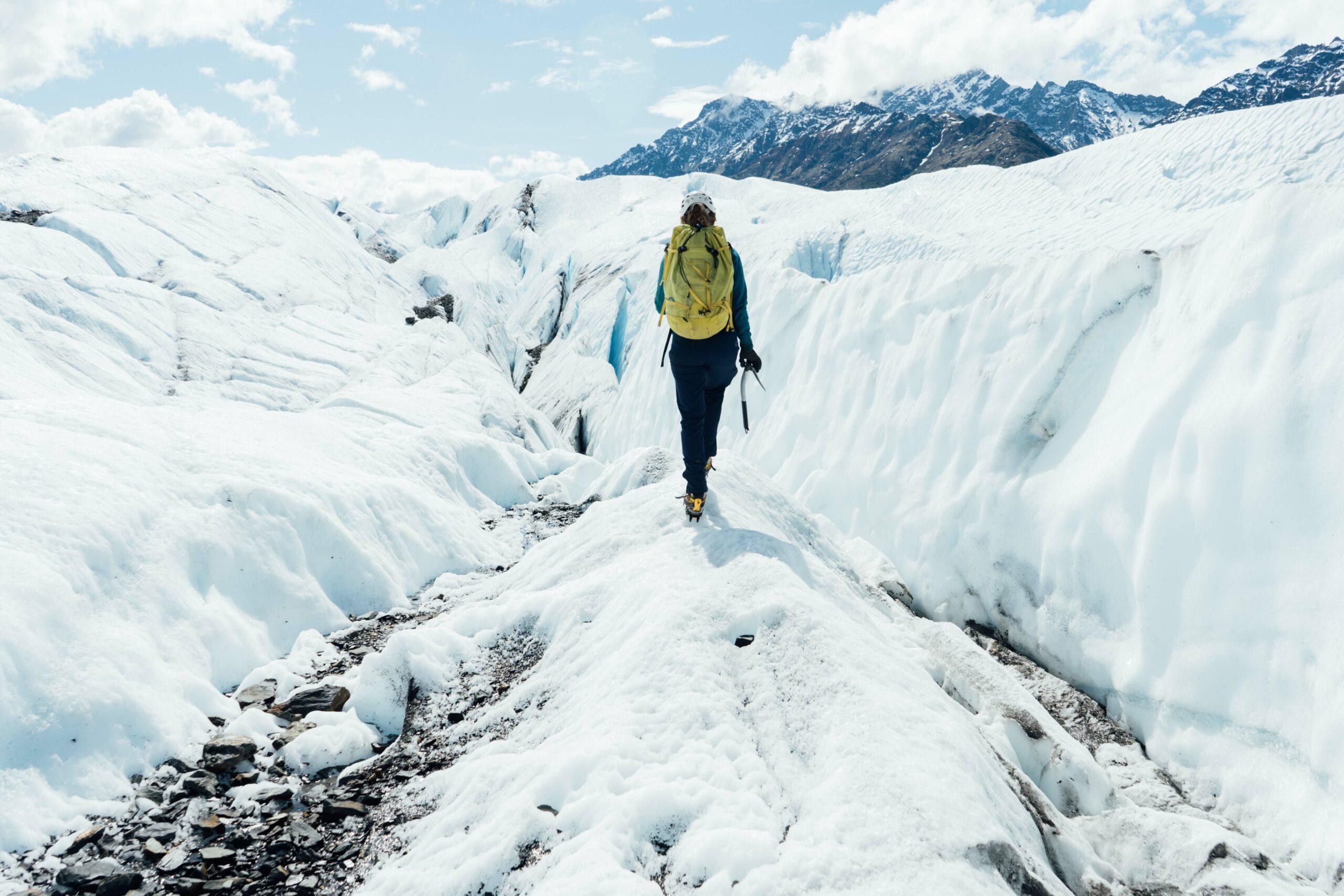 Alaska Glacier Climbing