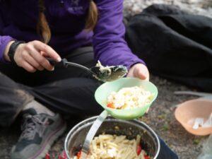 Denali Trip Meals