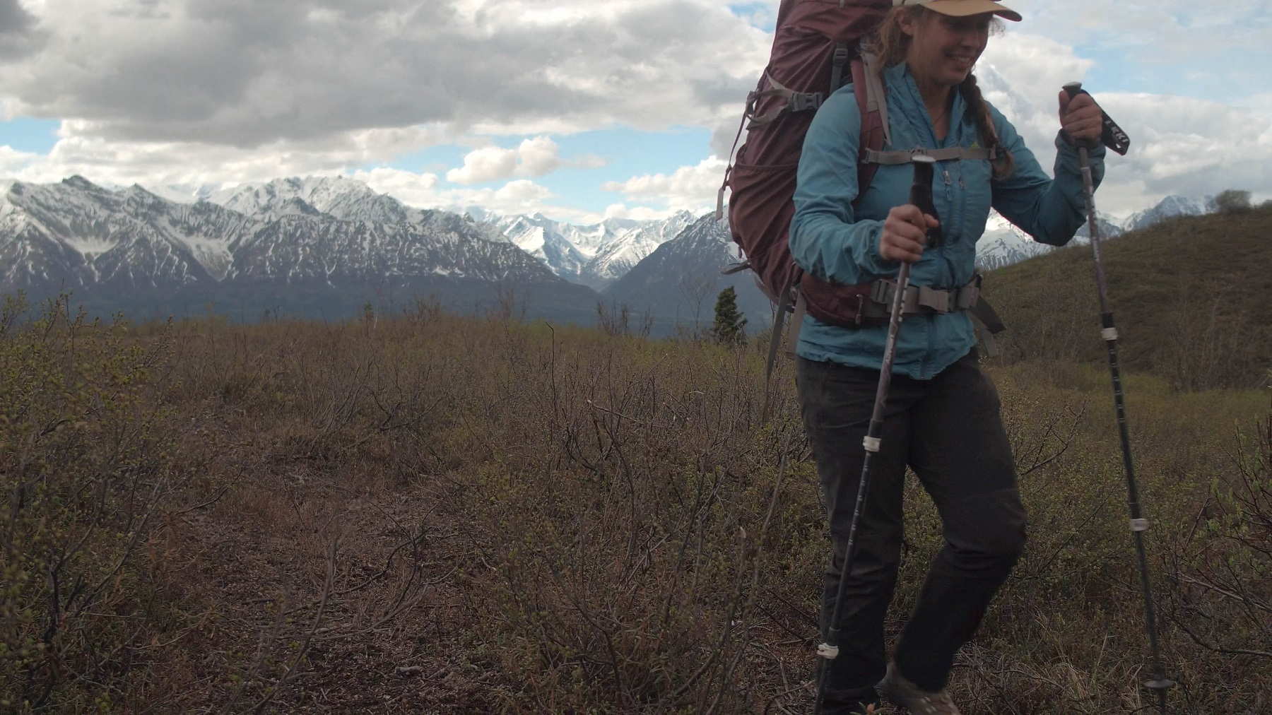 Training for Backpacking