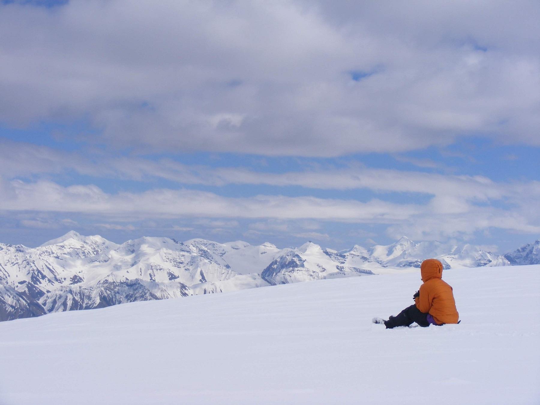 The Beauty of the Wrangell-St. Elias Range