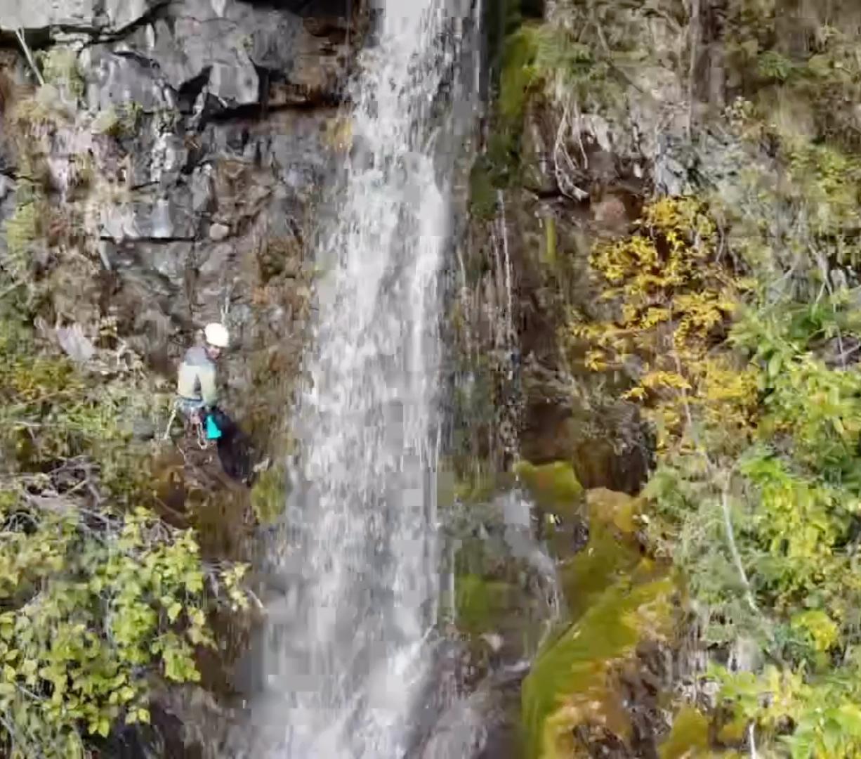 Alaska Canyoneering