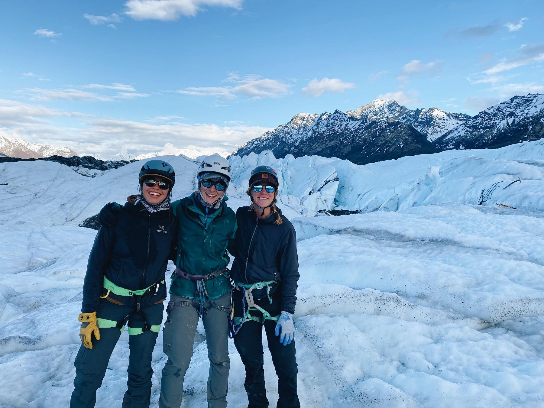 glacier jobs