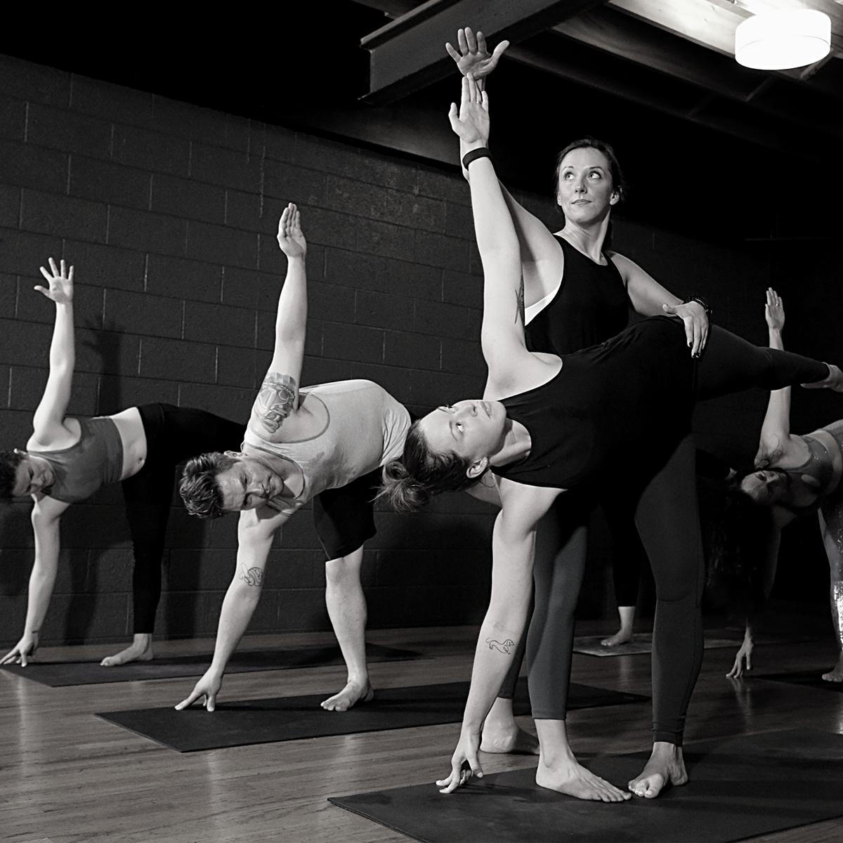 Great Lakes Yoga Class