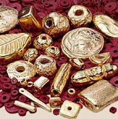 Metalized Ceramic Beads