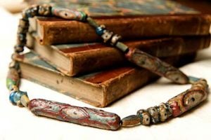 Persian Long Eye Beads