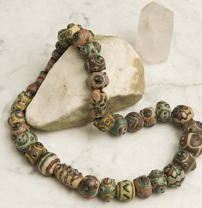 Persian Round Eye Beads