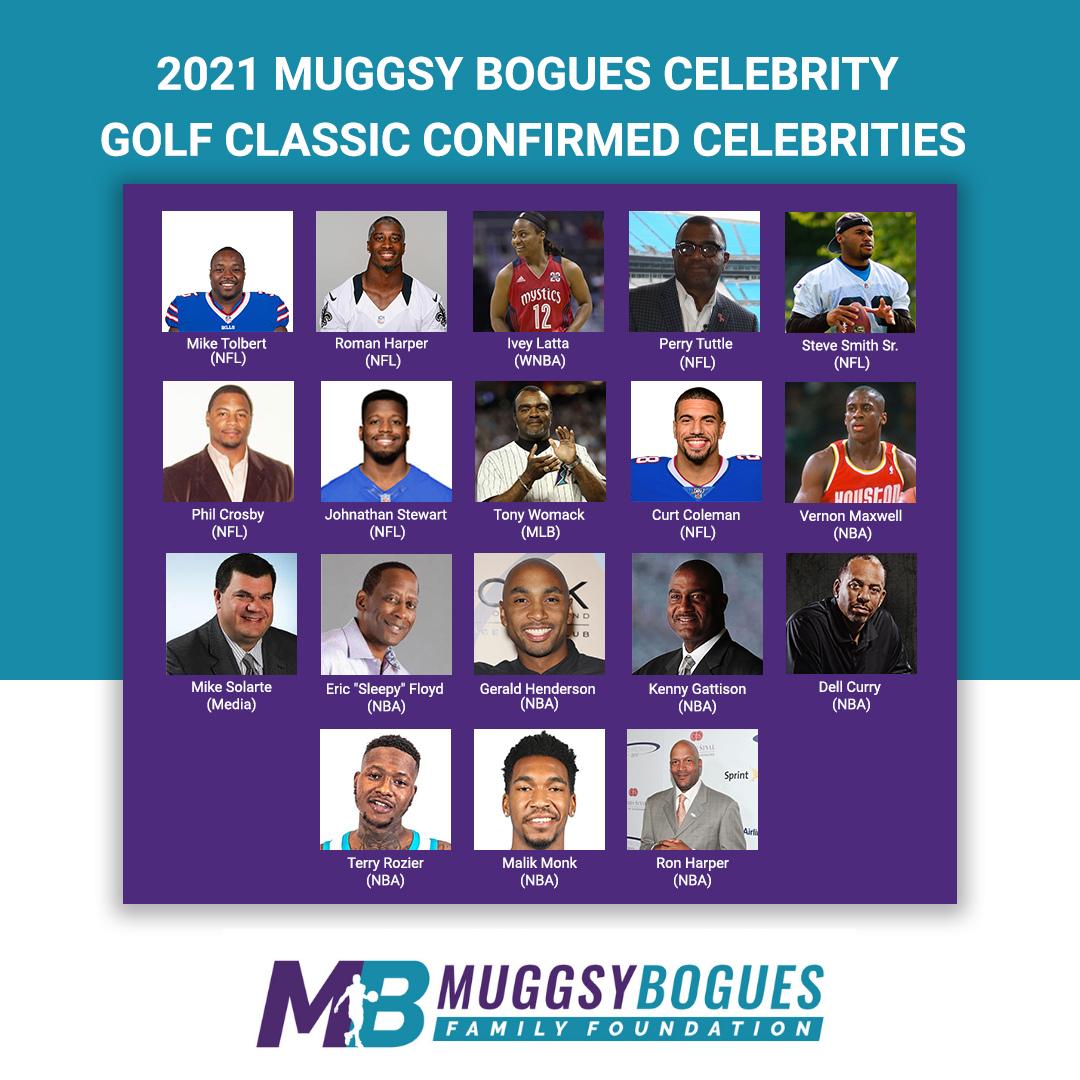 MBFF Golf Celebrities