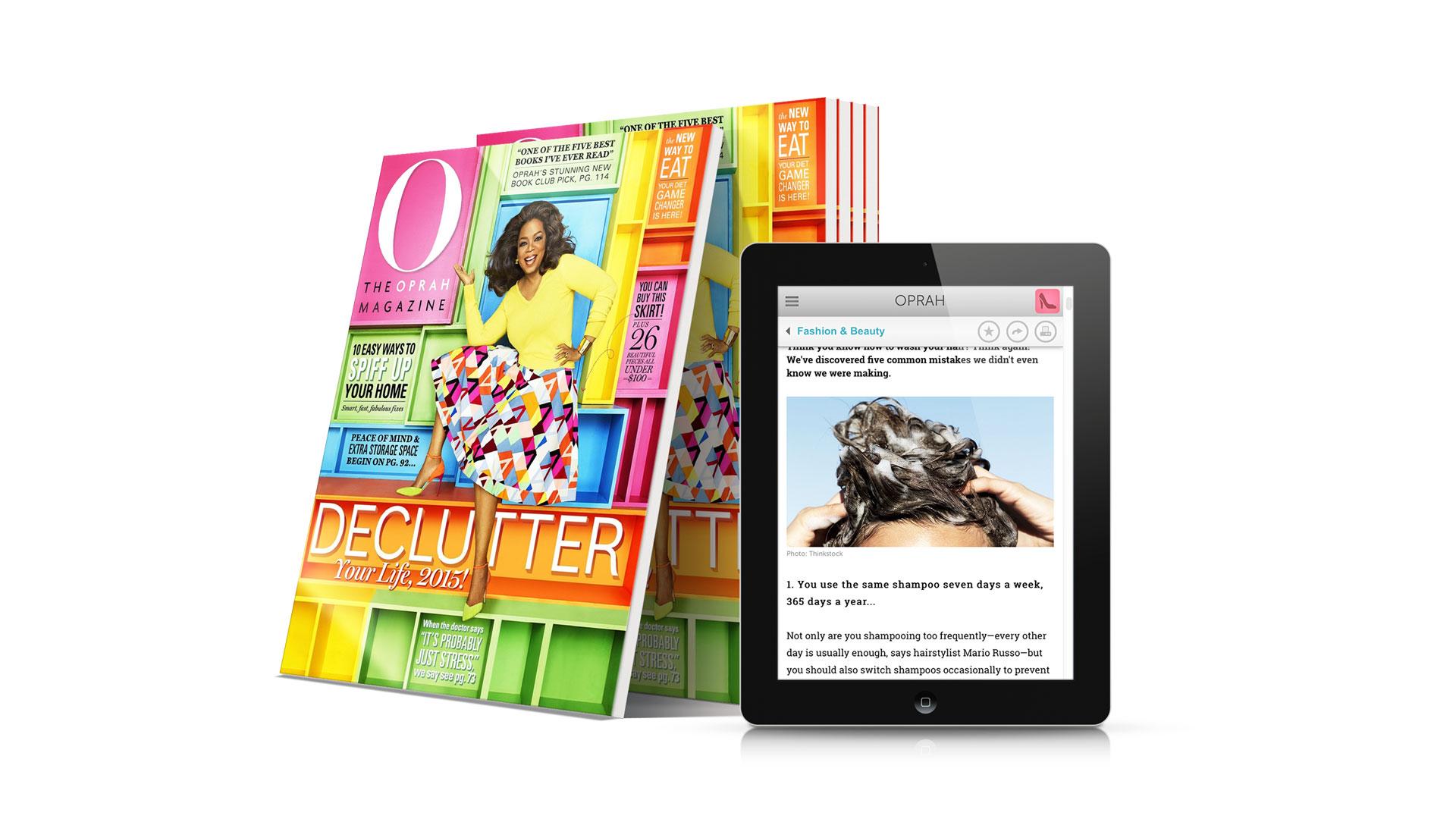 O Magazine