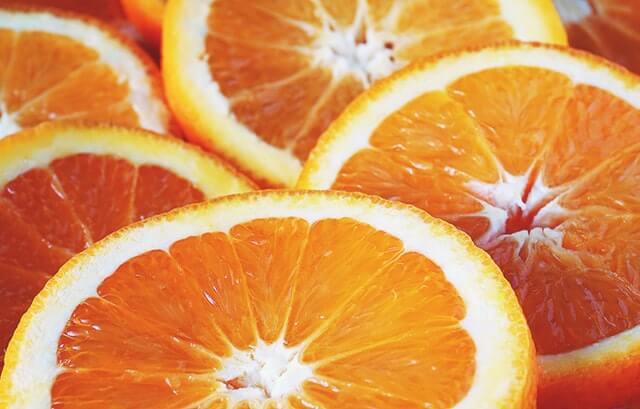 Oranges don't help with coronavirus prevention.
