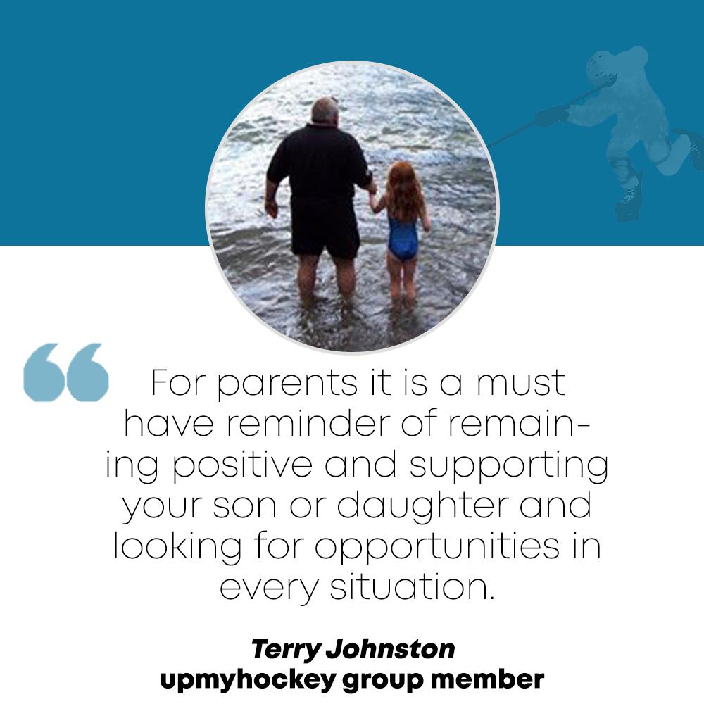 testimonial ad - Terry