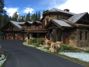 Rocky Mountain Landscape Design